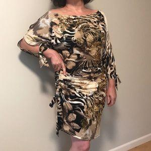 CACHE gorgeous evening/cocktail short dress.